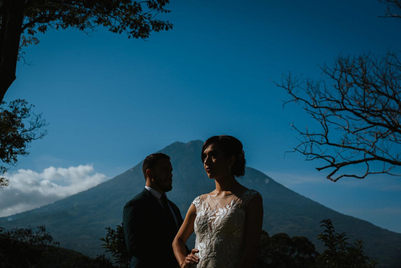Fotografo de bodas Guatemala, Pareja en Antigua